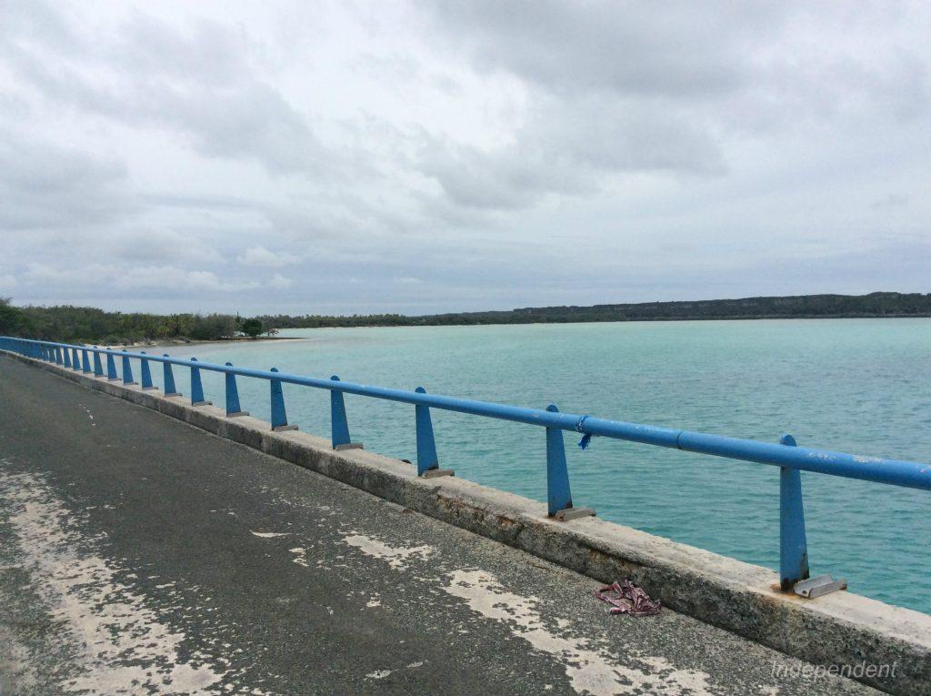 ムリビーチ 天国に一番近い島