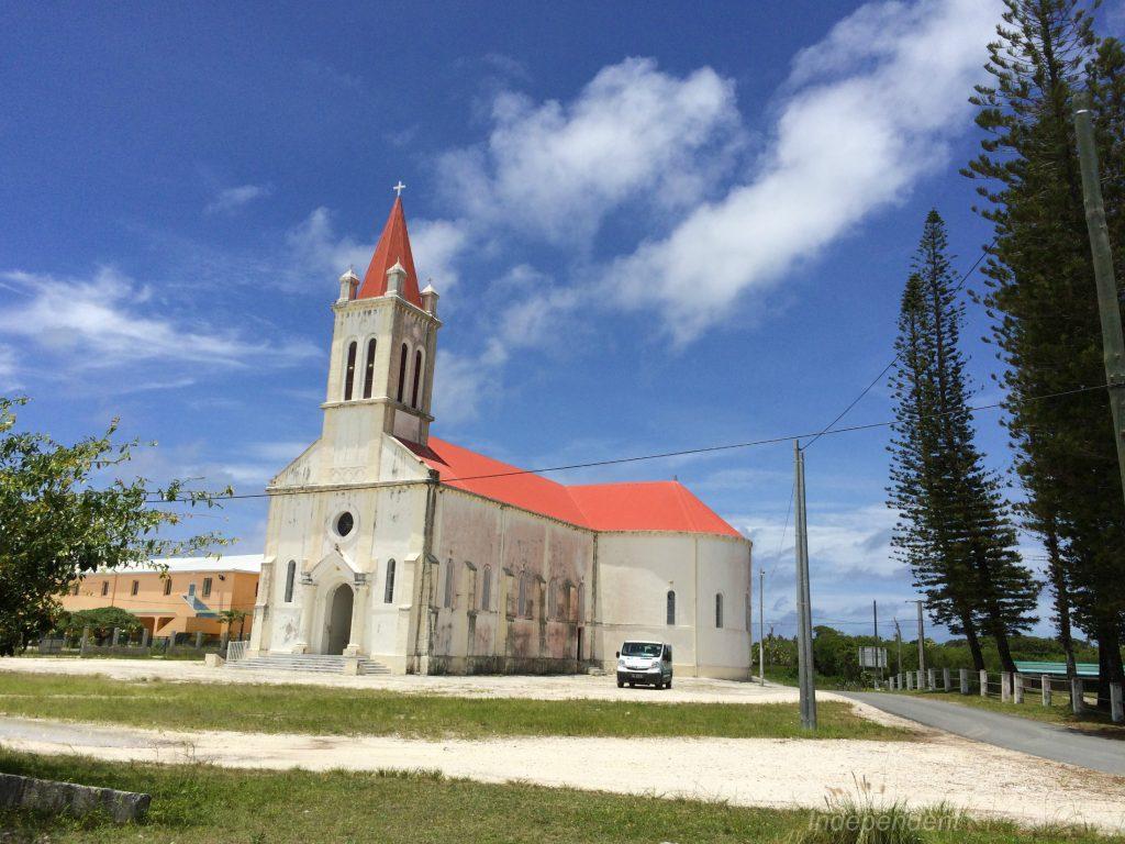 セントジョセフ教会 ウベア