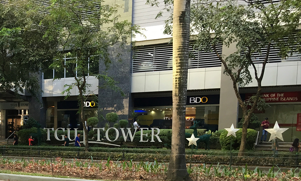 TGU Tower, IT Park Cebu