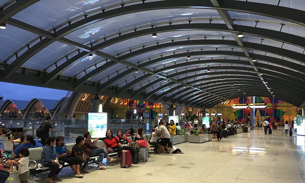 Mactan-Cebu International airport terminal2