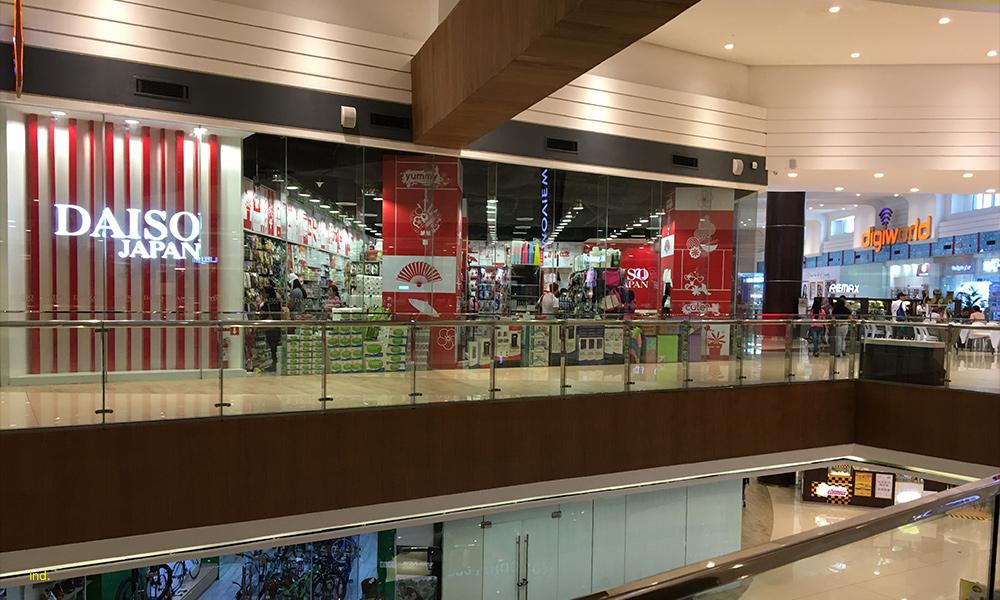 Daiso Robinsons Galleria