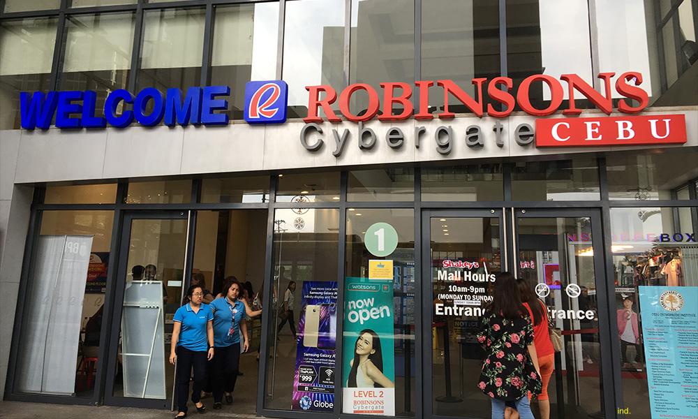 Robinson Cybergate