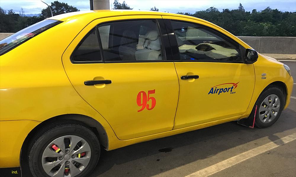 Airport taxi cebu