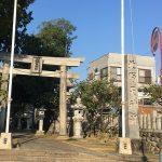 愛知県江南市にある合格祈願神社 北野天神社