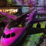 Flight of Dreamsのボーイング787は子どもと見に行こう!