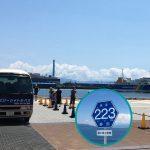 【ソロおんな】駿河湾フェリーに乗って清水港から土肥港へ1日旅
