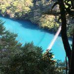 レトロな雰囲気を楽しみながら大井川鐵道で行く!夢の吊橋&寸又峡